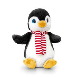 Penguin with Scarf (Size 25Cm)