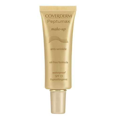 Coverderm: Peptumax Make-Up (Dark 6) - 30ml