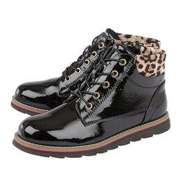 LOTUS Noimi Ankle Boot - Black