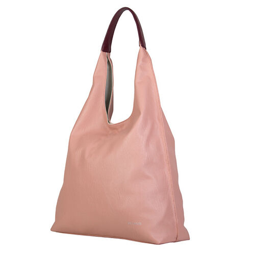 Bulaggi Collection - Gwen Shopping Bag (41x34x11 Cm) - Dusty Pink