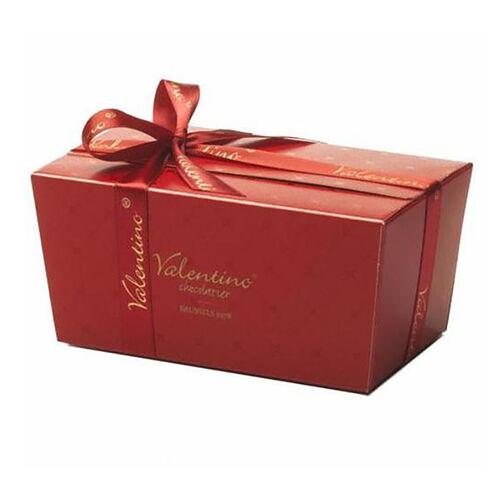 Develdas Luxury Handmade Belgium Chocolates Box of 6 (Milk, Dark & White Chocolate Selection) 110g