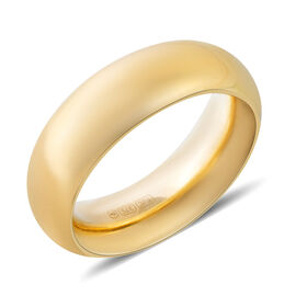 Premium Collection 9K Yellow Gold High Polish Band Ring, Gold Wt. 3.04 Gms.