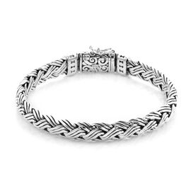 Royal Bali Collection Braided Bracelet 38.85 Grams 7.5 Inch