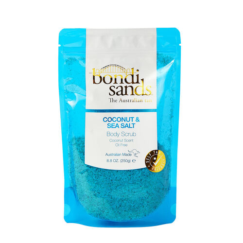 Bondi Sands: Coconut & Sea Salt Scrub - 250g