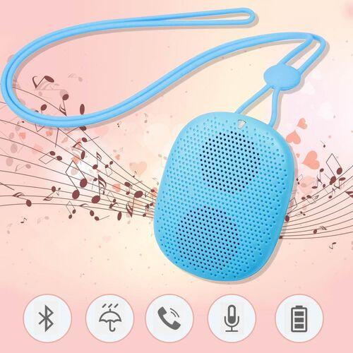 Audiosonic Beat Portable Bluetooth Speaker - Blue