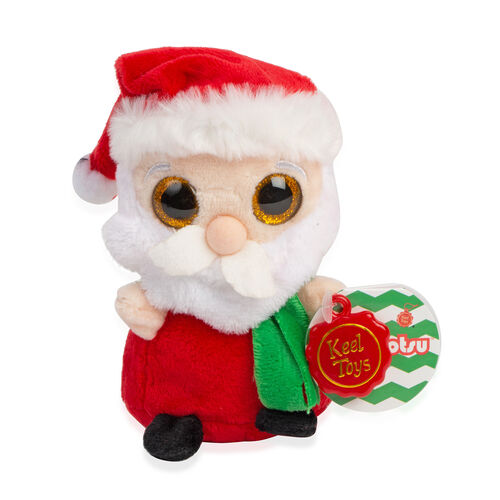 Super Soft - Father Christmas - By Keel Toys