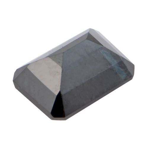 AA Indicolite Octagon 8x6 Faceted 1.32 Cts