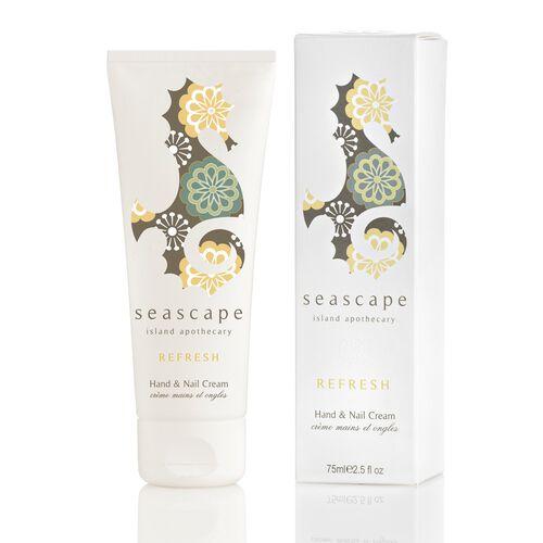 Seascape: Island Apothecary Refresh Hand & Nail Cream - 75ml