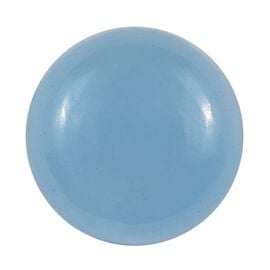 Dyed Light Blue Color Jade Round 9.0mm- 2.66 Ct