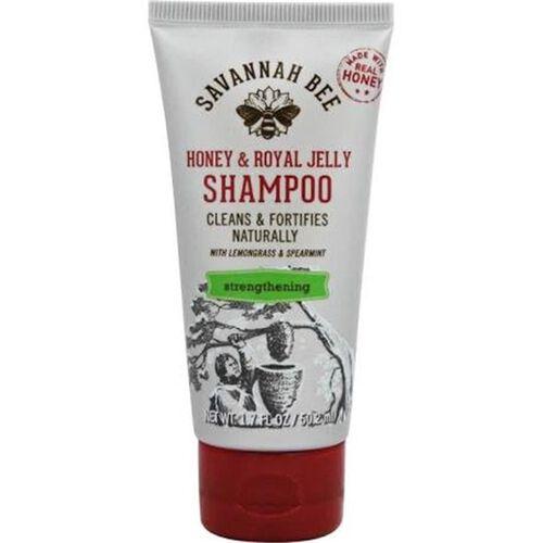 Savannah Bee: Honey & Royal Jelly Strengthening Shampoo - 236ml