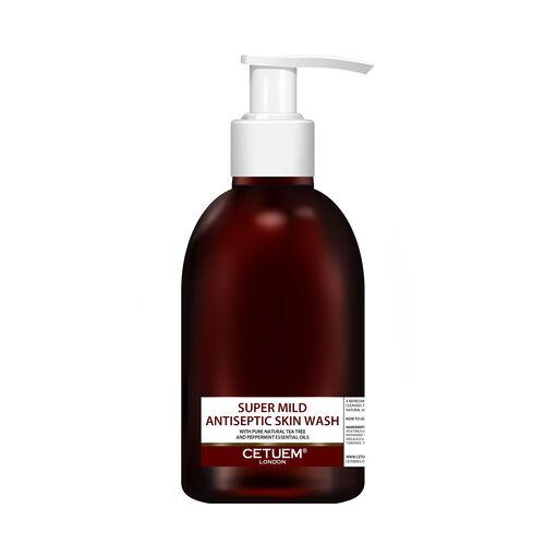 Cetuem: Super Mild Antiseptic Skin Wash - 500ml