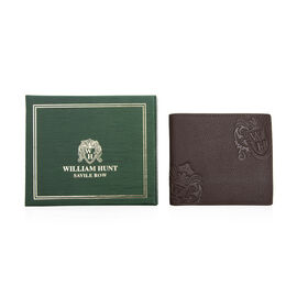 William Hunt - Saville Row 100% Genuine Leather Wallet