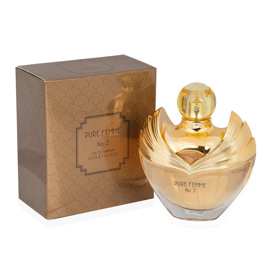 Pure Femme Gold Eau De Parfum 100ml 3230268 Tjc
