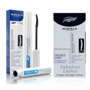 Mavala: Fabulous Lashes (Incl. Double Lash & Treatment Mascara) - 10ml