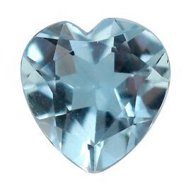 AA Espirito Santo Aquamarine Heart 5.0mm