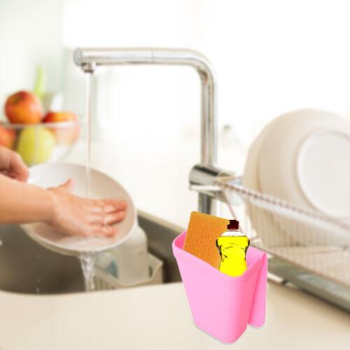 Pink Colour Sink Organiser (Size 18x5 Cm)