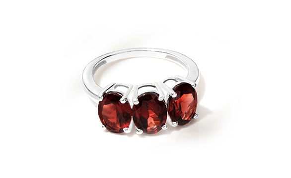 Garnet birthstone of the month