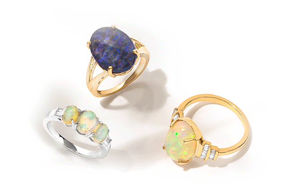 Opal birthstone of the month
