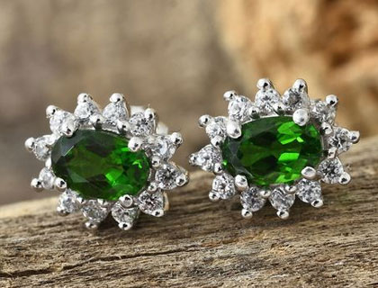 Russian Diopside Stone