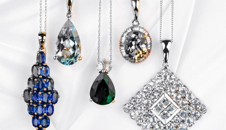 Necklace Pendants - Personal Shopper TJC