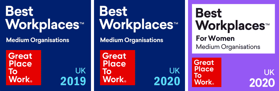 TJC Great Places to Work