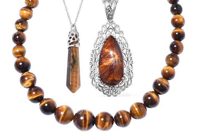 Tiger-eye Gemstone