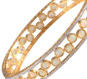 Buy Opal Bangles Online in UK