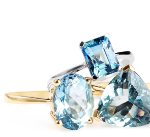 Aquamarine Jewellery Online in UK
