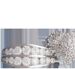 Buy White Gold Rings Online in UK