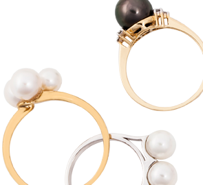 Buy Pearl Rings Online in UK