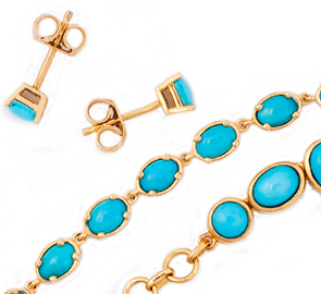Turquoise Jewellery Online in UK
