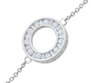 Diamond Bracelet Online in UK