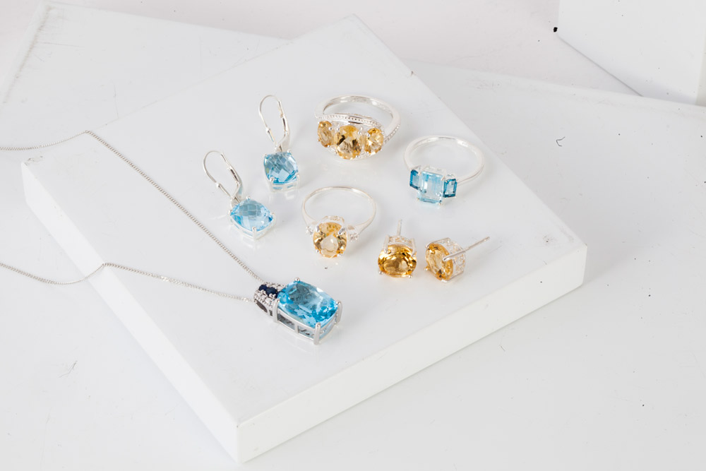 Topaz, birthstone of the month