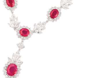 Ruby Jewellery Online in UK