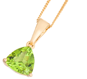 Buy Peridot PendantsOnline in UK