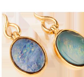 Buy Opal Earrings Online in UK