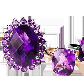 Buy Amethyst Rings Online in UK