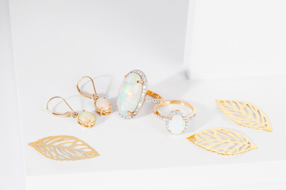 Opal, birthstone of the month