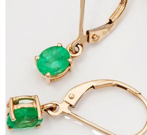 Emerald Earrings Online in UK